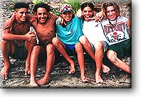 Local Kids from Quepos